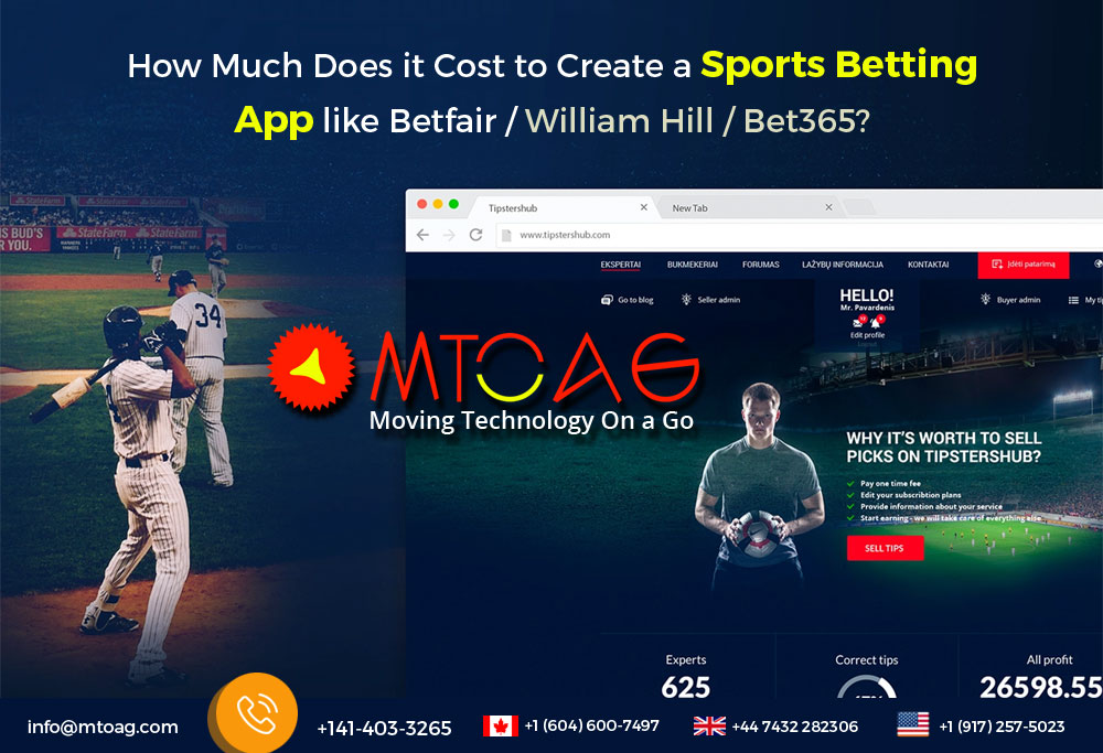 How Much Does it Cost to Create a Sports Betting App like