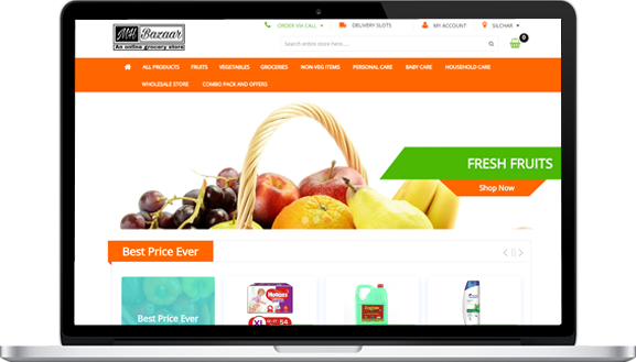 grocery app development company | grocery delivery app development