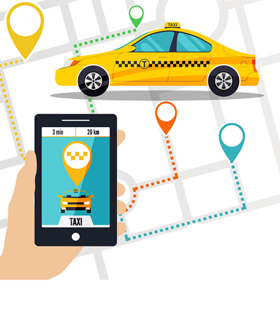 taxi app developers | uber clone app | Taxi app development