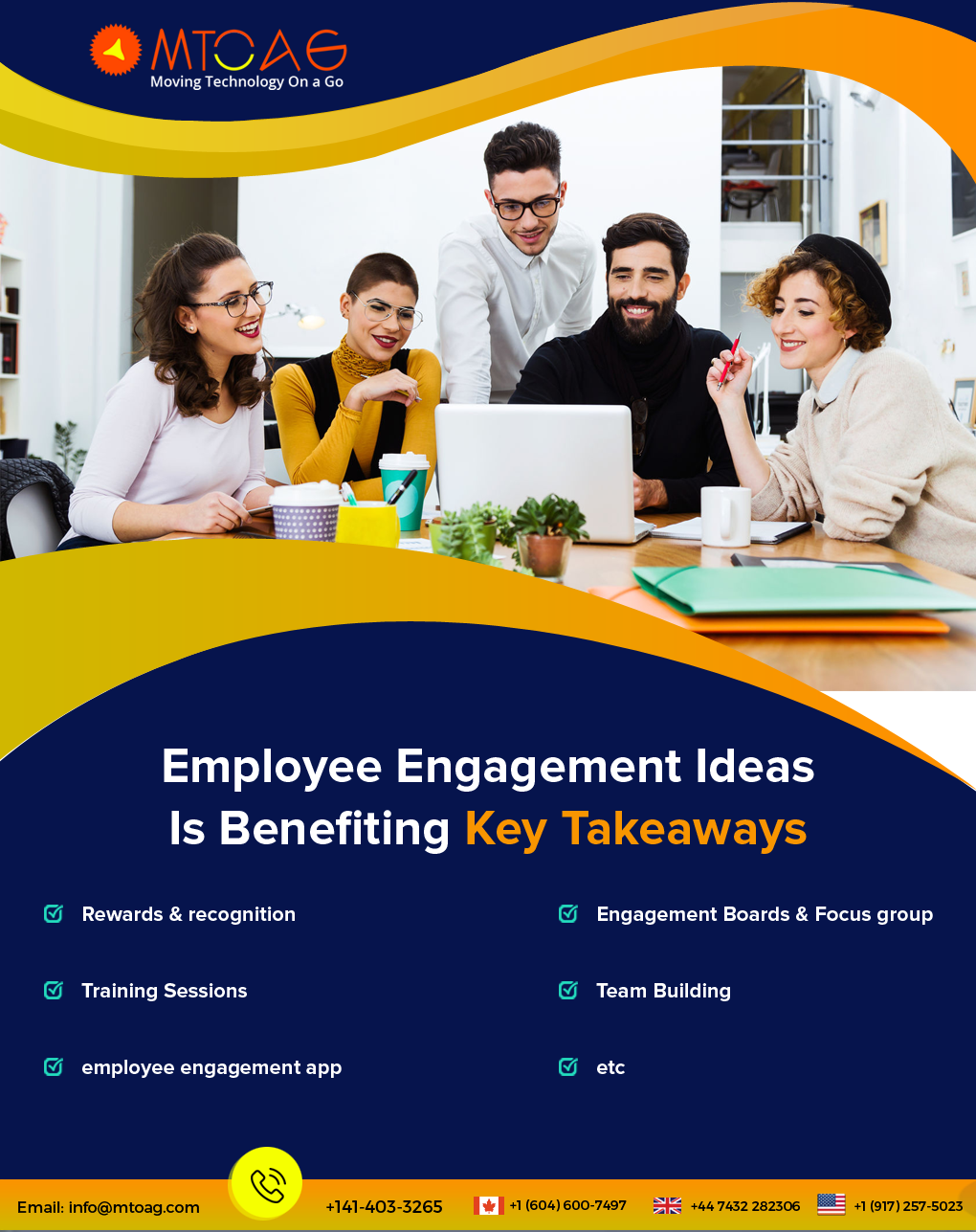 Employee Engagement Application