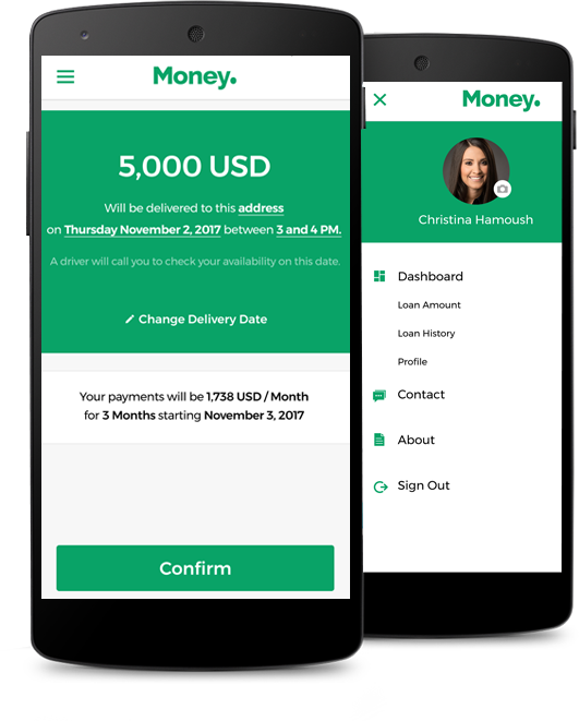 Mobile Loan Application