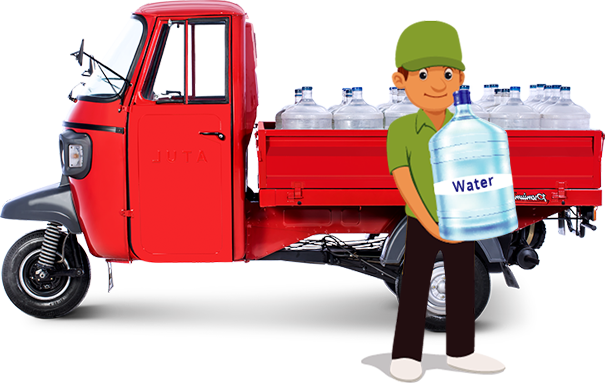 Water Delivery App Development company